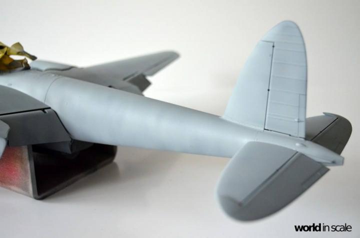 De Havilland Mosquito Fb. Mk VI - 1/32 by Tamiya Us67twjy
