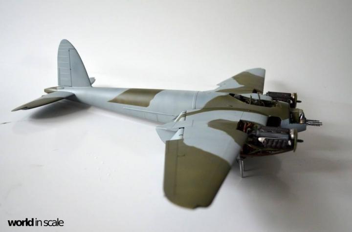 De Havilland Mosquito Fb. Mk VI - 1/32 by Tamiya Uz35ek3w