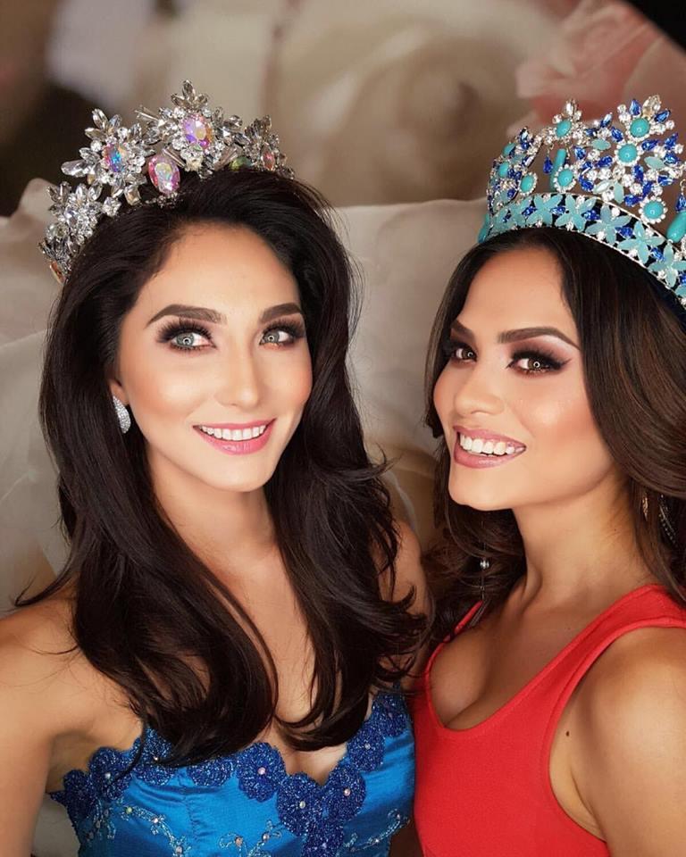 andrea meza, mexicana universal 2020/1st runner-up de miss world 2017. - Página 3 Eev8s2lm