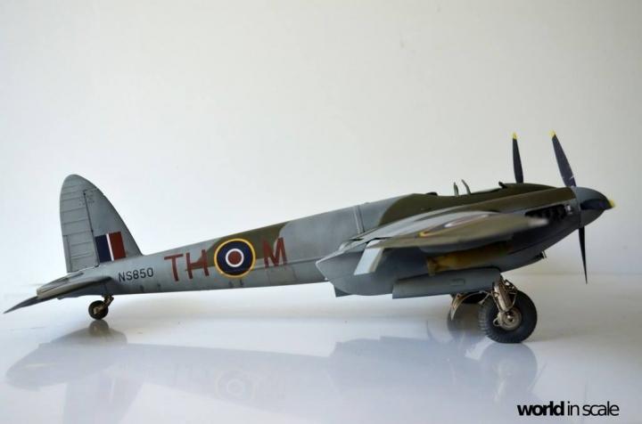 De Havilland Mosquito Fb. Mk VI - 1/32 by Tamiya 5wmvhqd8
