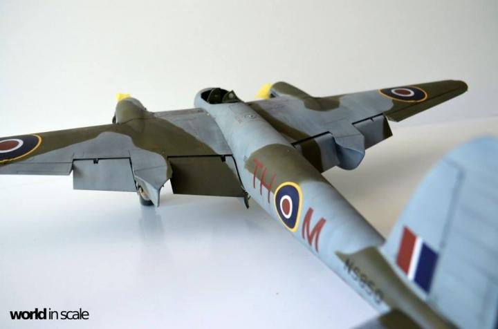 De Havilland Mosquito Fb. Mk VI - 1/32 by Tamiya Imr4pua9