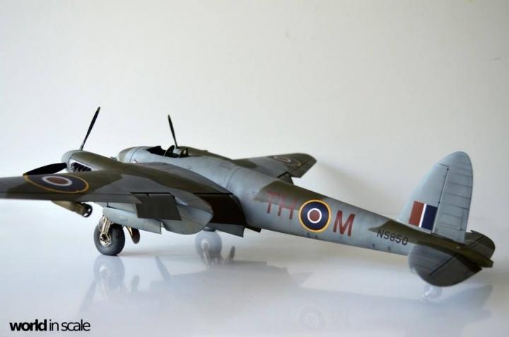 De Havilland Mosquito Fb. Mk VI - 1/32 by Tamiya Jmniuo3x