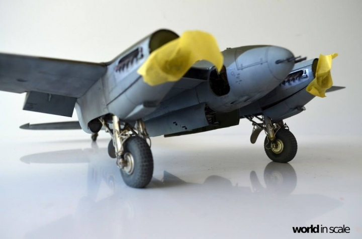 De Havilland Mosquito Fb. Mk VI - 1/32 by Tamiya Vq67yvrp