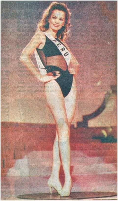 nataly saco, semifinalista de miss universe 1996. Zgdauudo