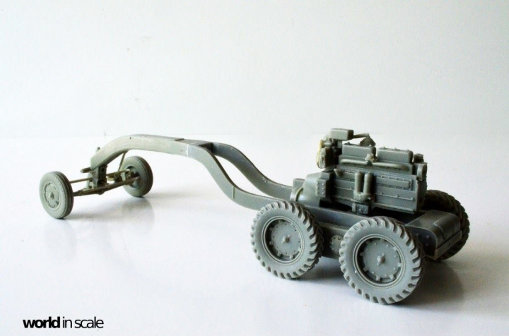 "Caterpillar 12 ""Motor Grader"" - 1/35 by Plus Model 64kohxzt"