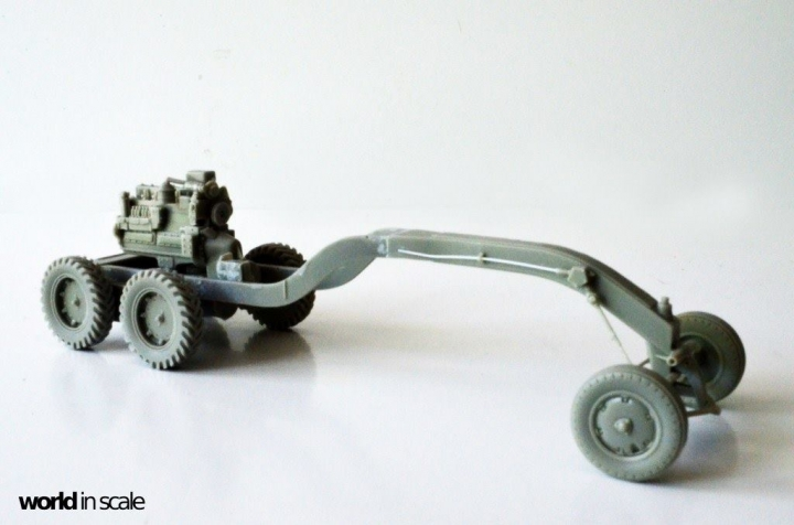 "Caterpillar 12 ""Motor Grader"" - 1/35 by Plus Model Fgmpu7le"