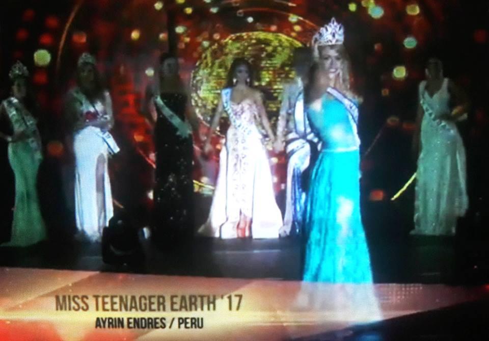 ayrin endres, titulo de miss teenager earth 2017. - Página 4 Jujeq28j