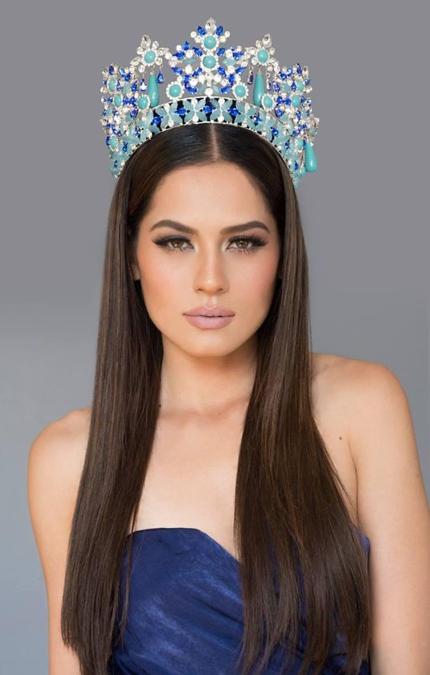 andrea meza, mexicana universal 2020/1st runner-up de miss world 2017. - Página 4 Qgzv4srz