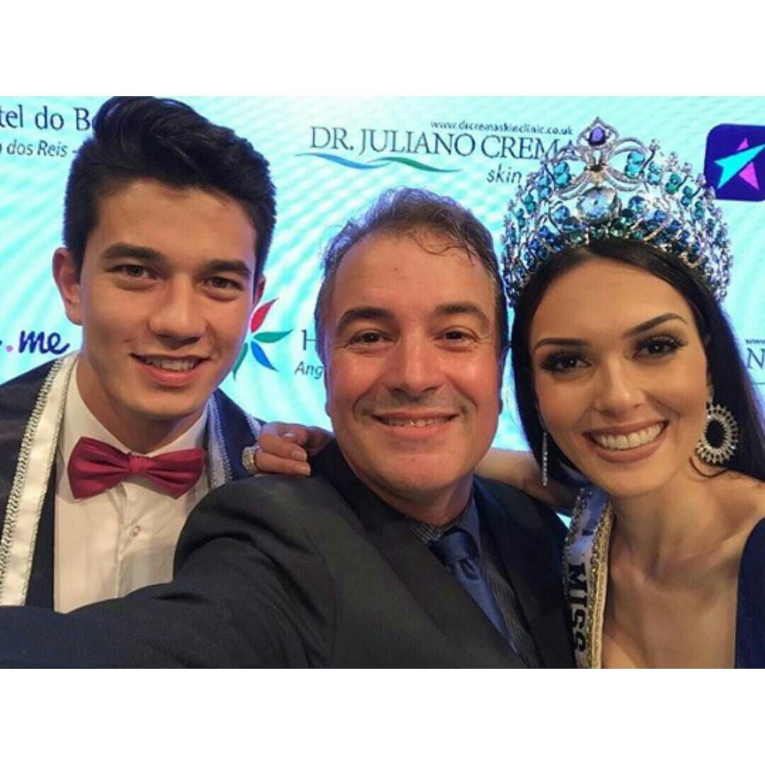 gabrielle vilela, top 2 de reyna hispanoamericana 2019/top 20 de miss grand international 2018/top 40 de miss world 2017/reyna internacional ganaderia 2013.  - Página 2 5aykk9my