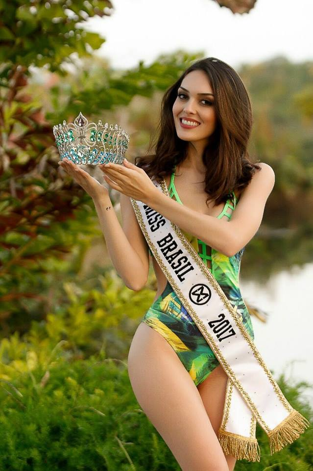 gabrielle vilela, top 2 de reyna hispanoamericana 2019/top 20 de miss grand international 2018/top 40 de miss world 2017/reyna internacional ganaderia 2013.  - Página 3 Ypy2w444