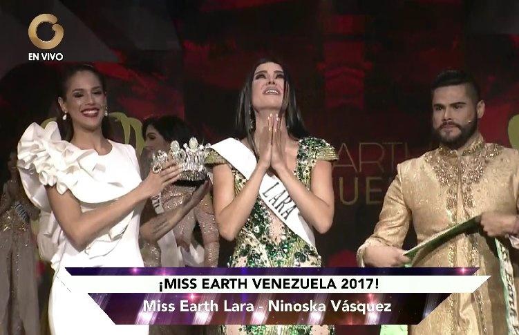ninoska vasquez, top 8 de miss earth 2017. Qgfchsgl