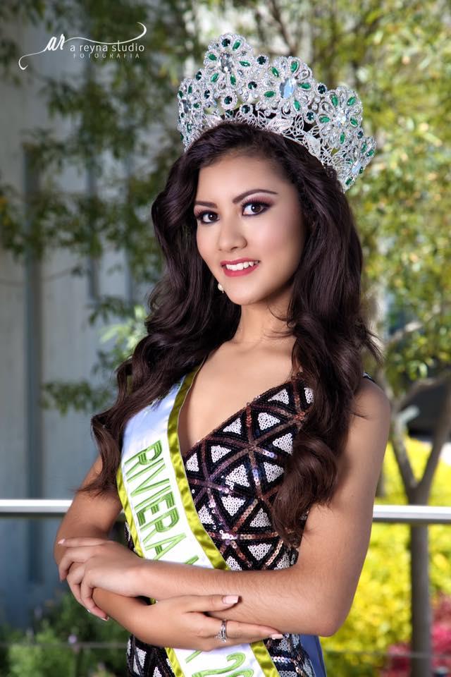 lily santacruz, miss teen earth riviera maya 2017. 5vfwo54b