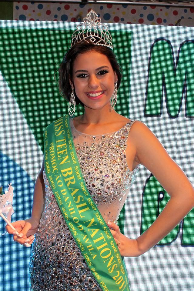 rayra castro, miss teen nations brazil 2017. 9x5rnrla