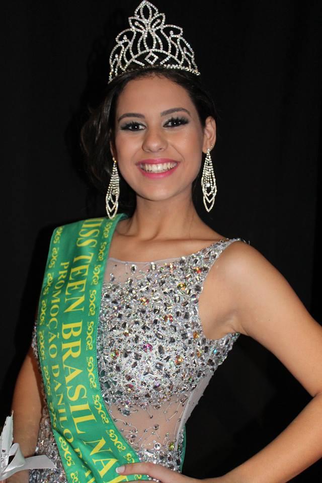 rayra castro, miss teen nations brazil 2017. F326wfq4
