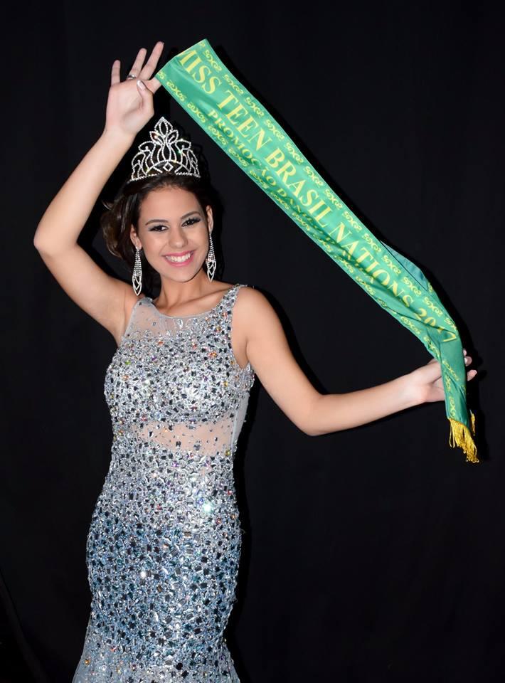 rayra castro, miss teen nations brazil 2017. Rusr45wt