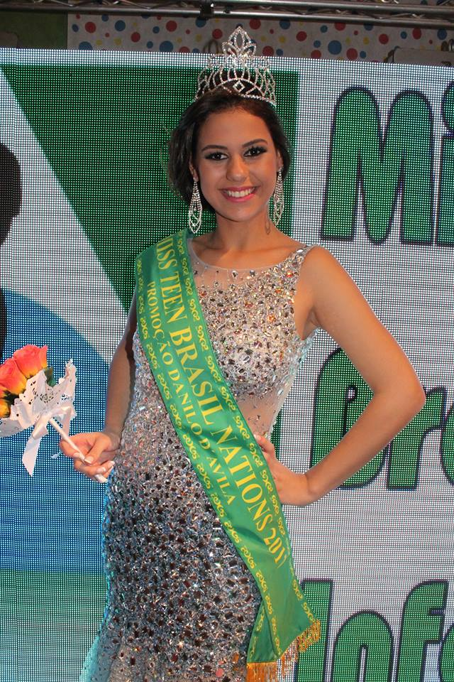 rayra castro, miss teen nations brazil 2017. T6ubtu9w