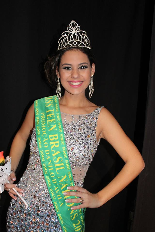 rayra castro, miss teen nations brazil 2017. Ykydhuhj