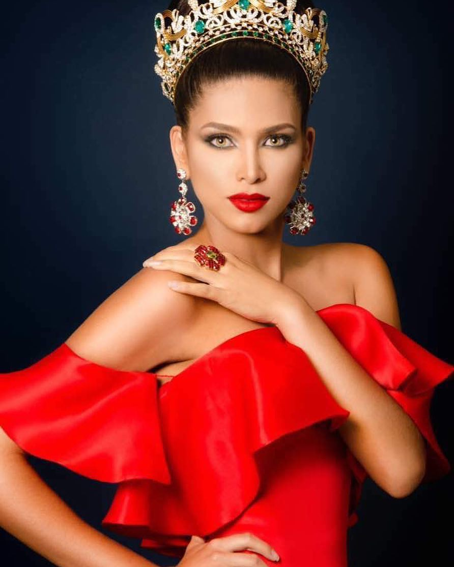 tulia aleman, 1st runner-up de miss grand international 2017. - Página 2 Gwavzq6y