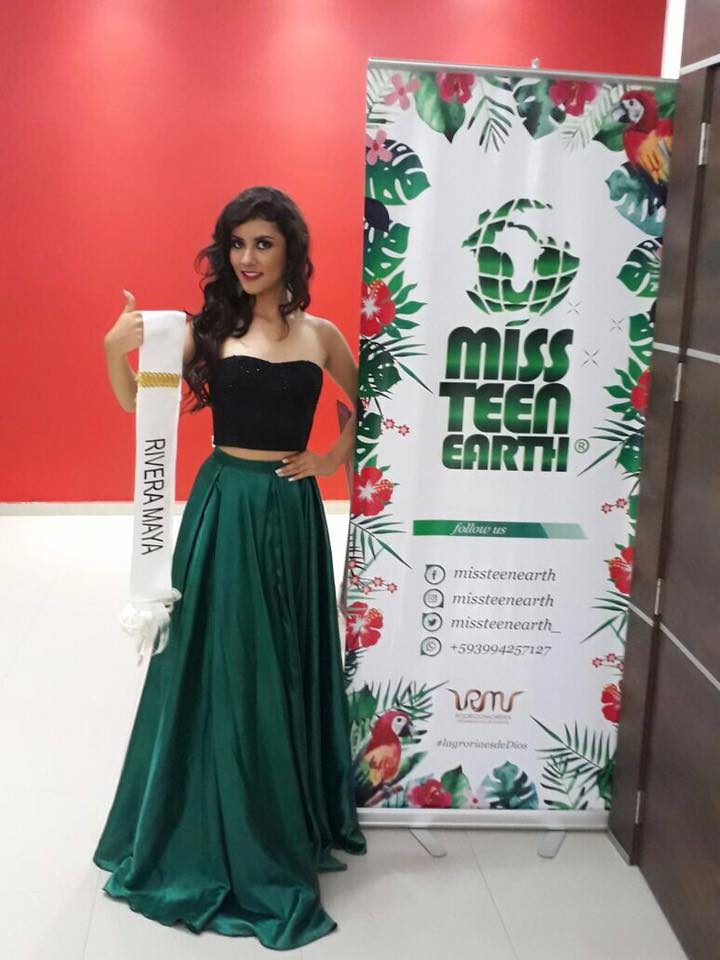 lily santacruz, miss teen earth riviera maya 2017. - Página 3 O4lu37kg