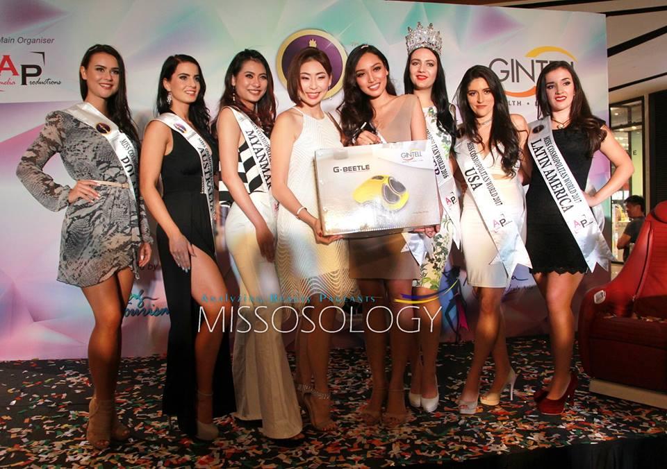 stephanie ellen almeida, miss globe usa 2020/miss supermodel international usa 2017/top model of the world usa 2017/3rd runner-up de miss cosmopolitan world 2017. - Página 6 Lax6m9r3