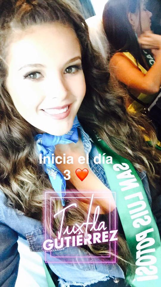 "ana karen ""any"" bustos gonzales, miss earth mexico 2017. 36ex7u2q"