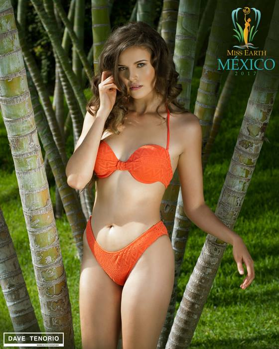 """ana karen """"any"""" bustos gonzales, miss earth mexico 2017. Ugl94oeo"""