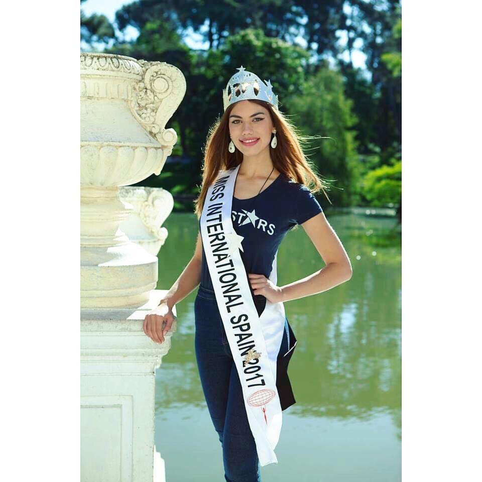 elizabeth ledesma laker, miss international spain 2017. 8x6t5uoh