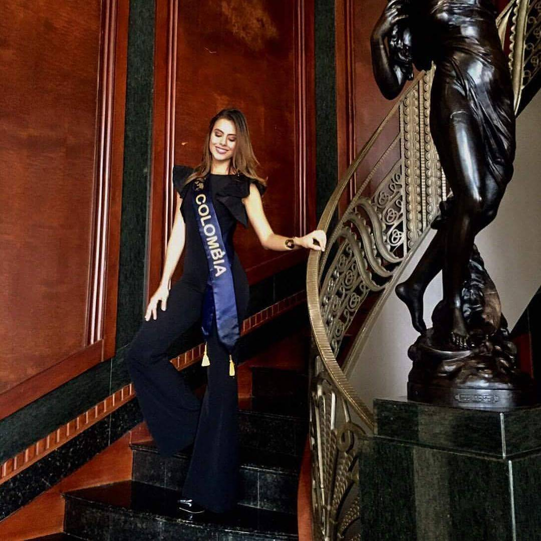 yennifer hernandez jaimes, miss colombia continentes unidos 2017. - Página 4 Apua4dah