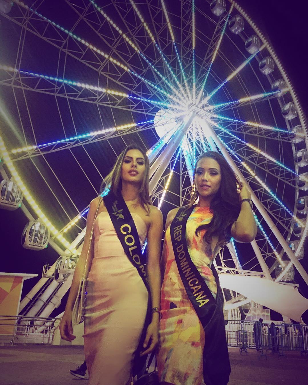 yennifer hernandez jaimes, miss colombia continentes unidos 2017. - Página 4 56sidur5
