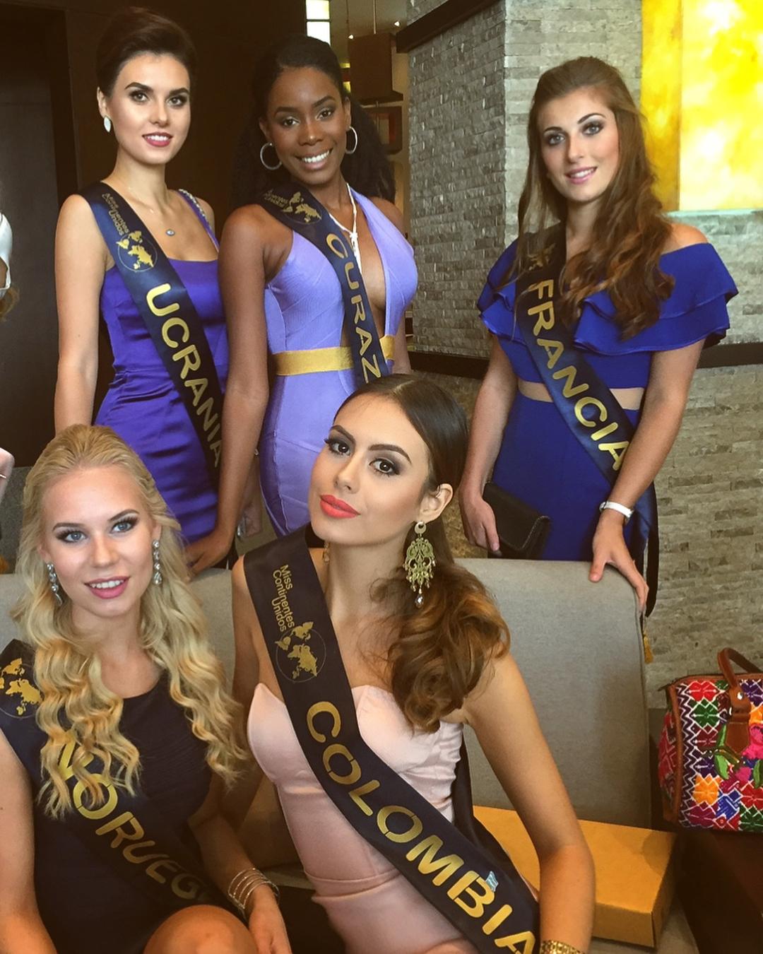 yennifer hernandez jaimes, miss colombia continentes unidos 2017. - Página 4 Xcyu25uf