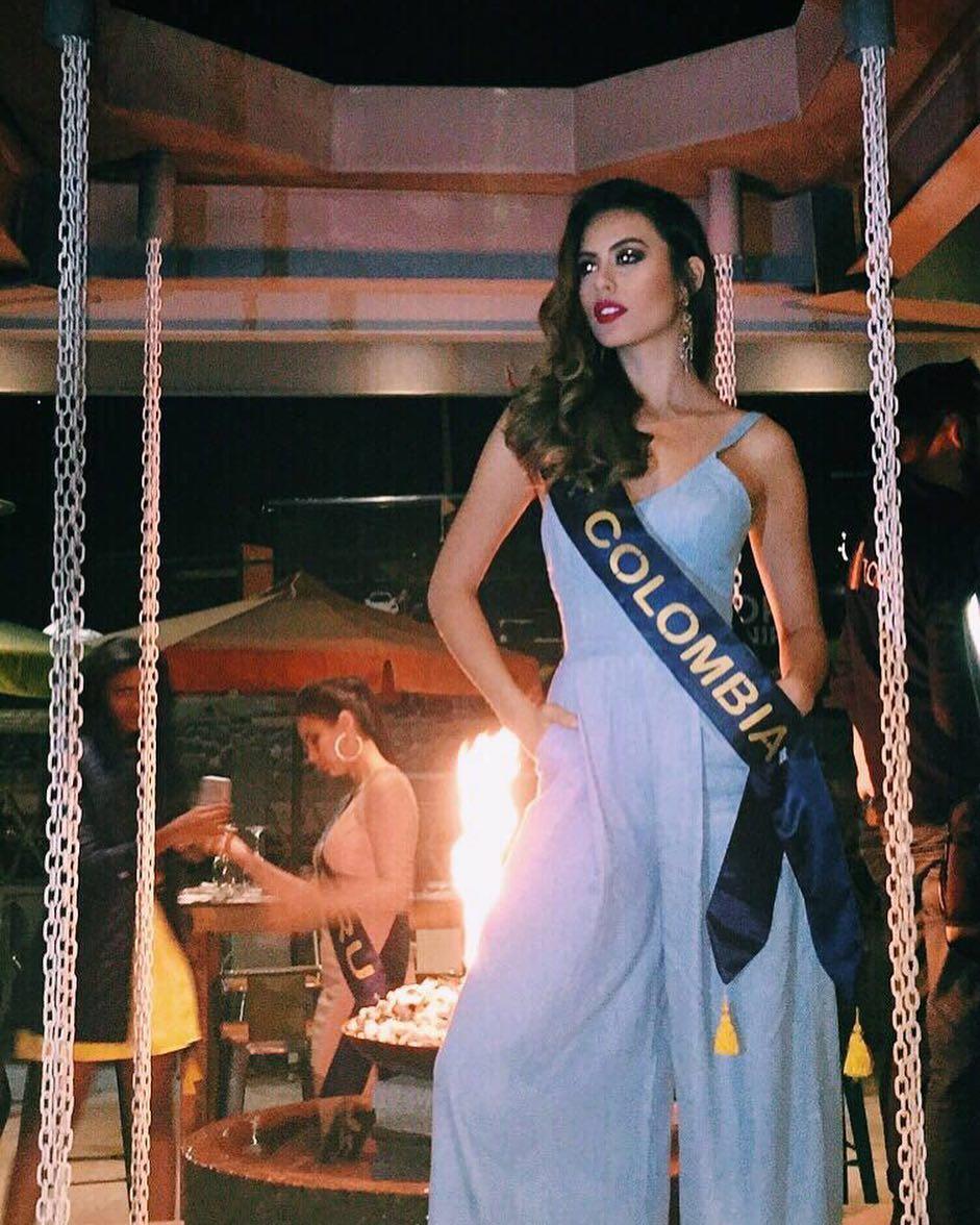 yennifer hernandez jaimes, miss colombia continentes unidos 2017. - Página 7 Fhbdwcvf