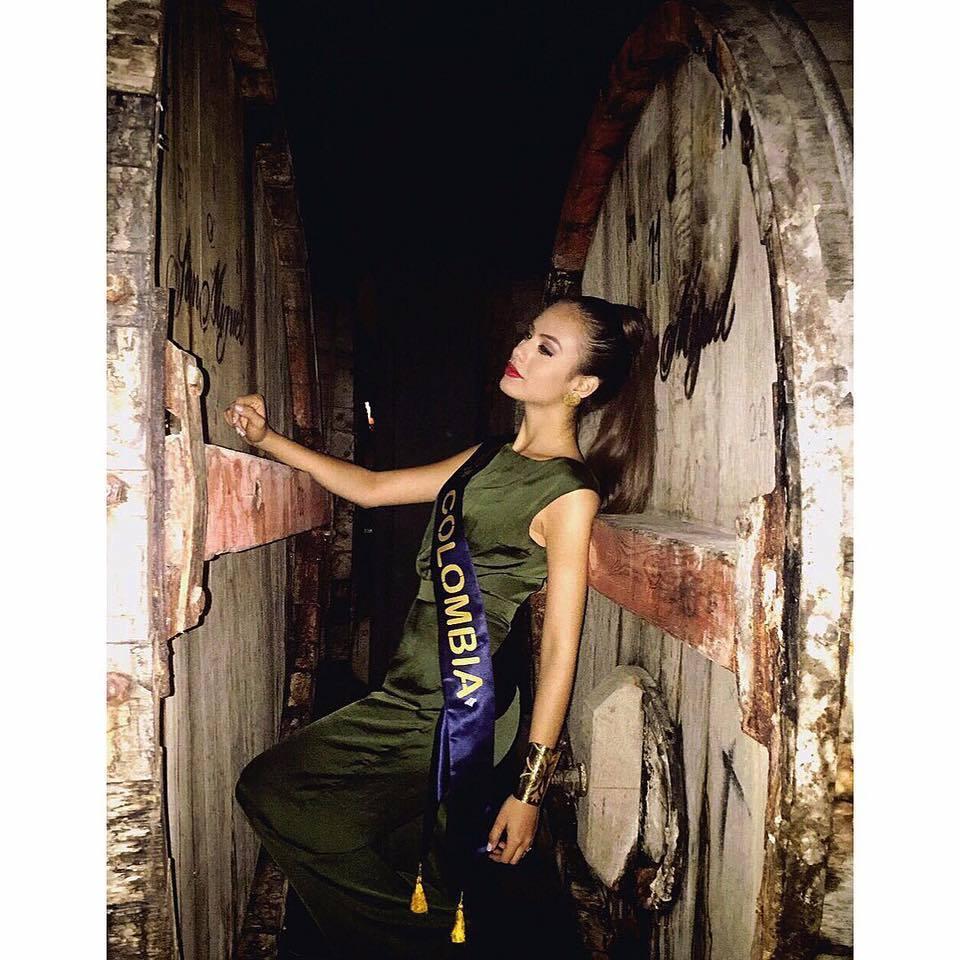 yennifer hernandez jaimes, miss colombia continentes unidos 2017. - Página 7 Cosktelo