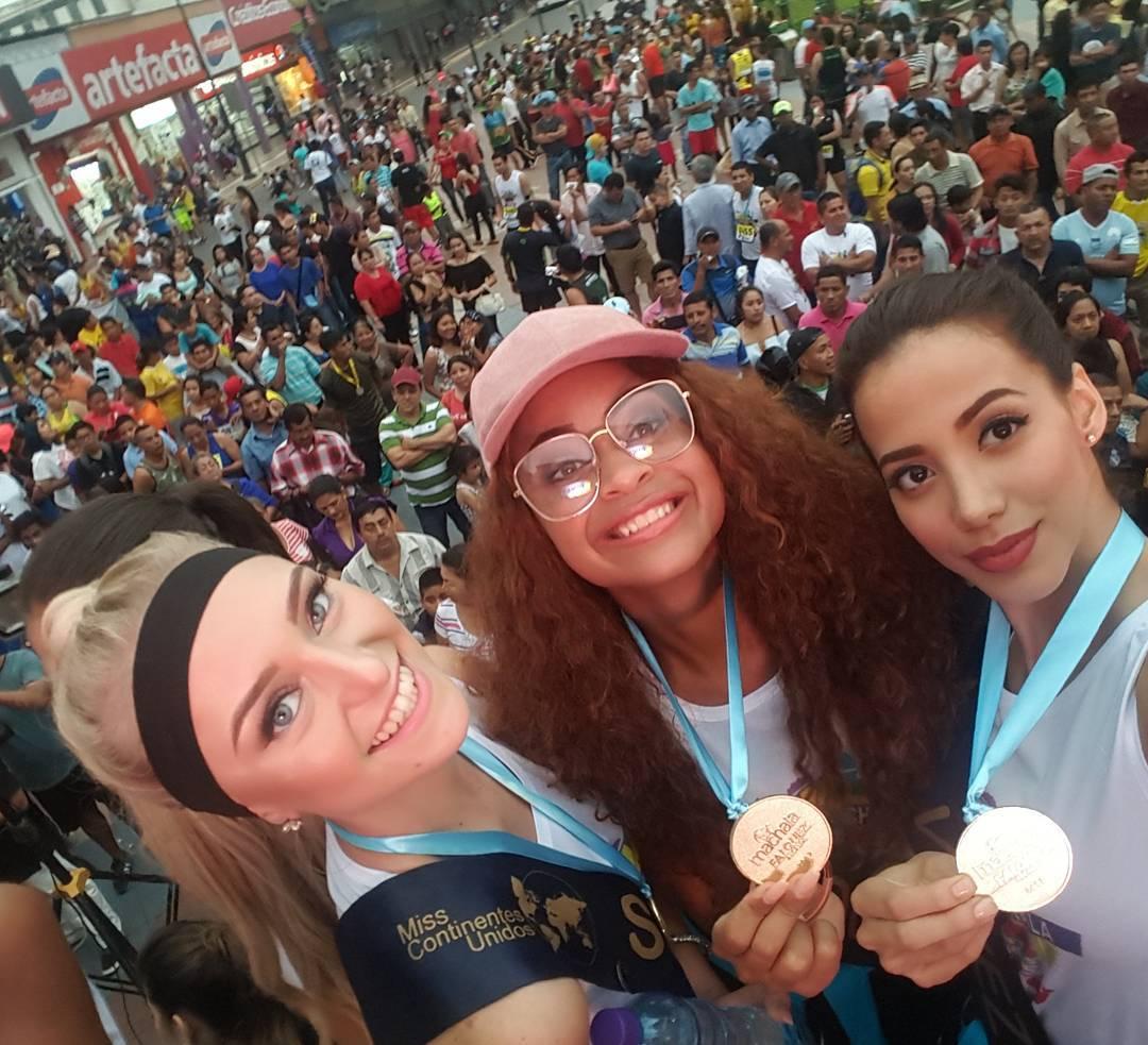 maria daniela velasco, miss venezuela continentes unidos 2017. - Página 5 T4cblgh9