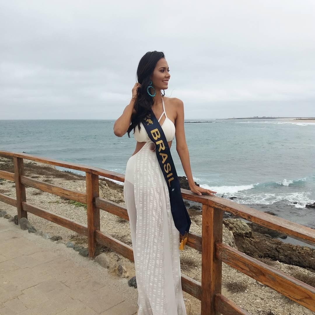 emanuelle costa, miss brasil continentes unidos 2017. - Página 6 7che656h