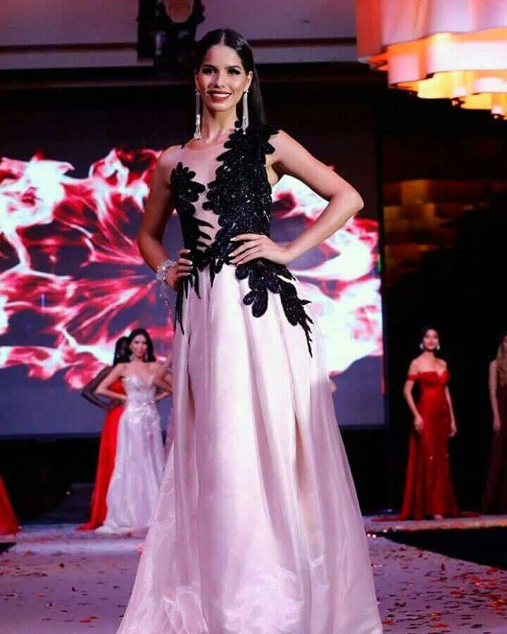 mexico, 1st runner-up de global charity queen 2017 e premio de best evening gown. Am6frcoi