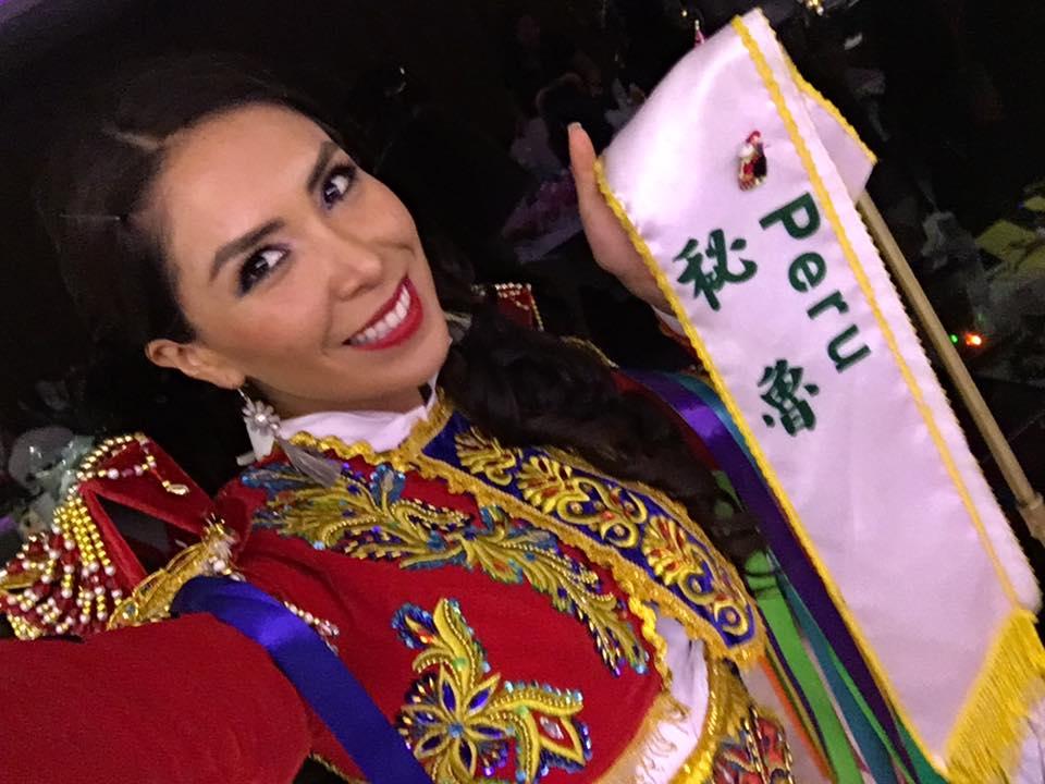 isamar salazar, top 12 de global charity queen 2017. - Página 2 Arai3zmg