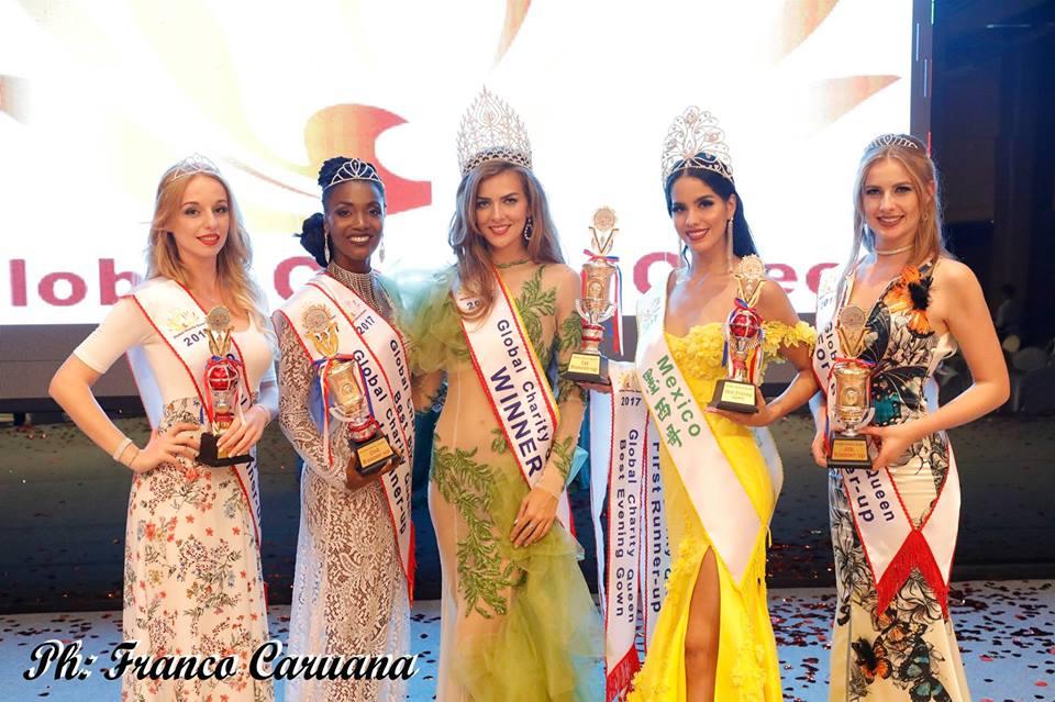 mexico, 1st runner-up de global charity queen 2017 e premio de best evening gown. Efmx4lgg