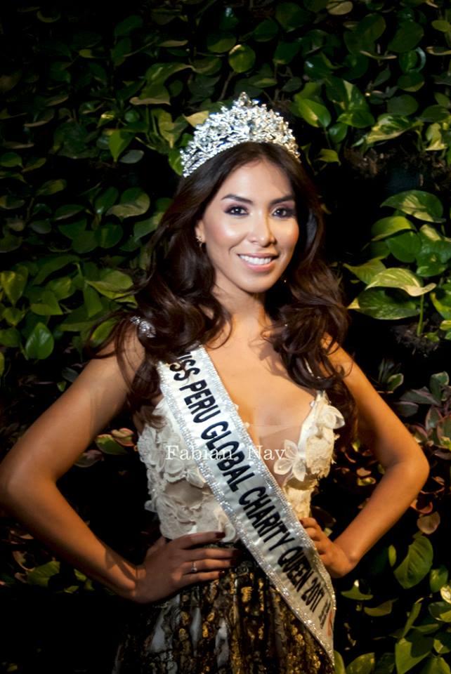 isamar salazar, top 12 de global charity queen 2017. Id5e7xkw