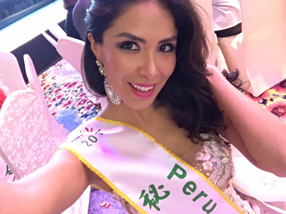 isamar salazar, top 12 de global charity queen 2017. Nyuapl6e