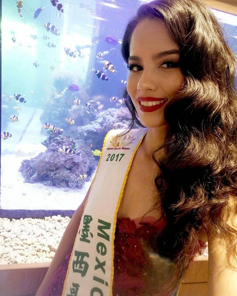 mexico, 1st runner-up de global charity queen 2017 e premio de best evening gown. X6g2h9gp