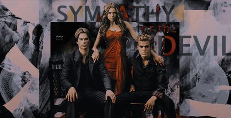 Sympathy for the devil | Crossover TVD + Supernatural | FSK 18 | Szenentrennung Ltbzt9om