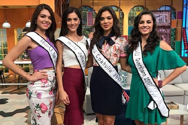 Mira a las 4 sentenciadas en Mexicana Universal: ¿quién es más popular? Pinfbj2g