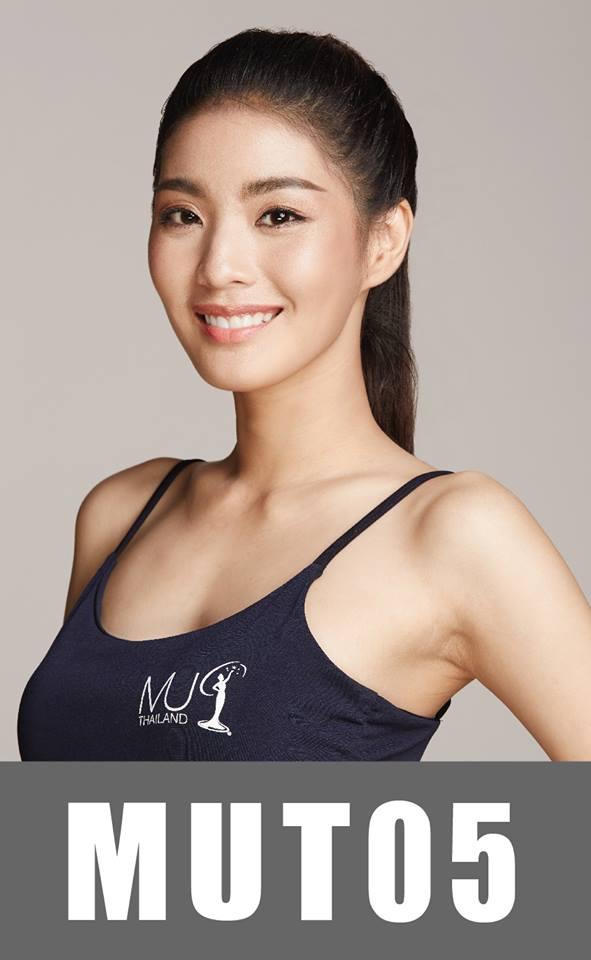candidatas a miss universe thailand 2018. final: 30 june. C8mje2el
