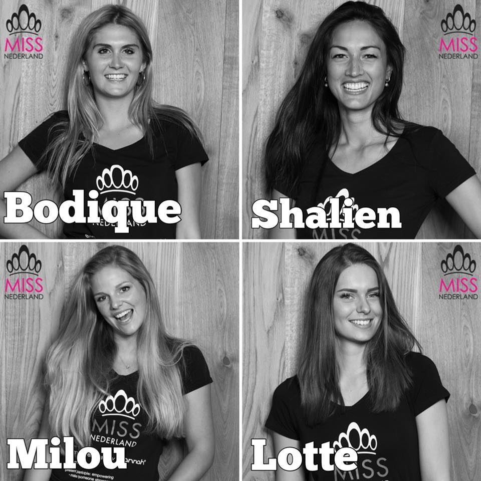 candidatas a miss universe netherlands 2018. final: 9 july. De7ueah8