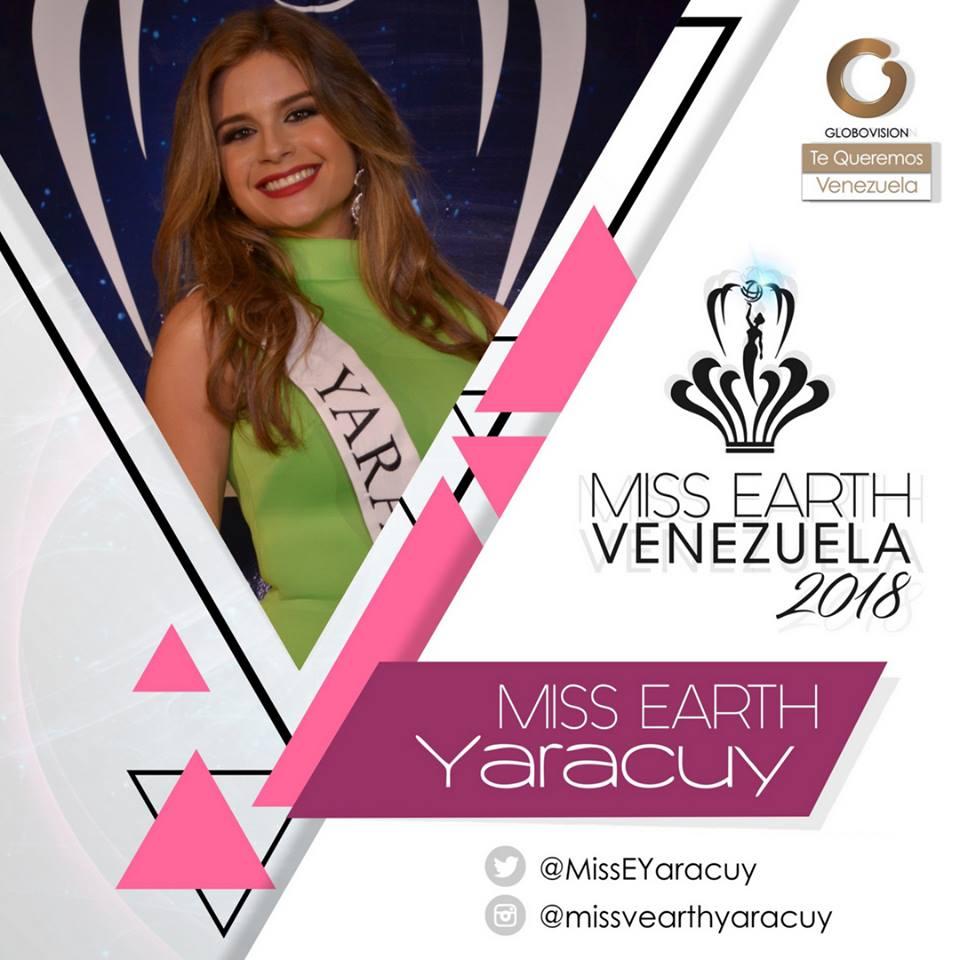 candidatas a miss earth venezuela 2018. final: 12 agosto. - Página 2 3rm8e5xt