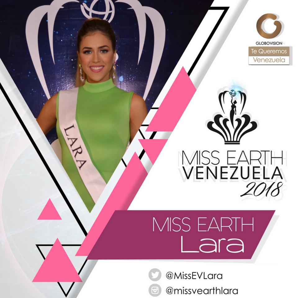 candidatas a miss earth venezuela 2018. final: 12 agosto. 7rtzpl9o