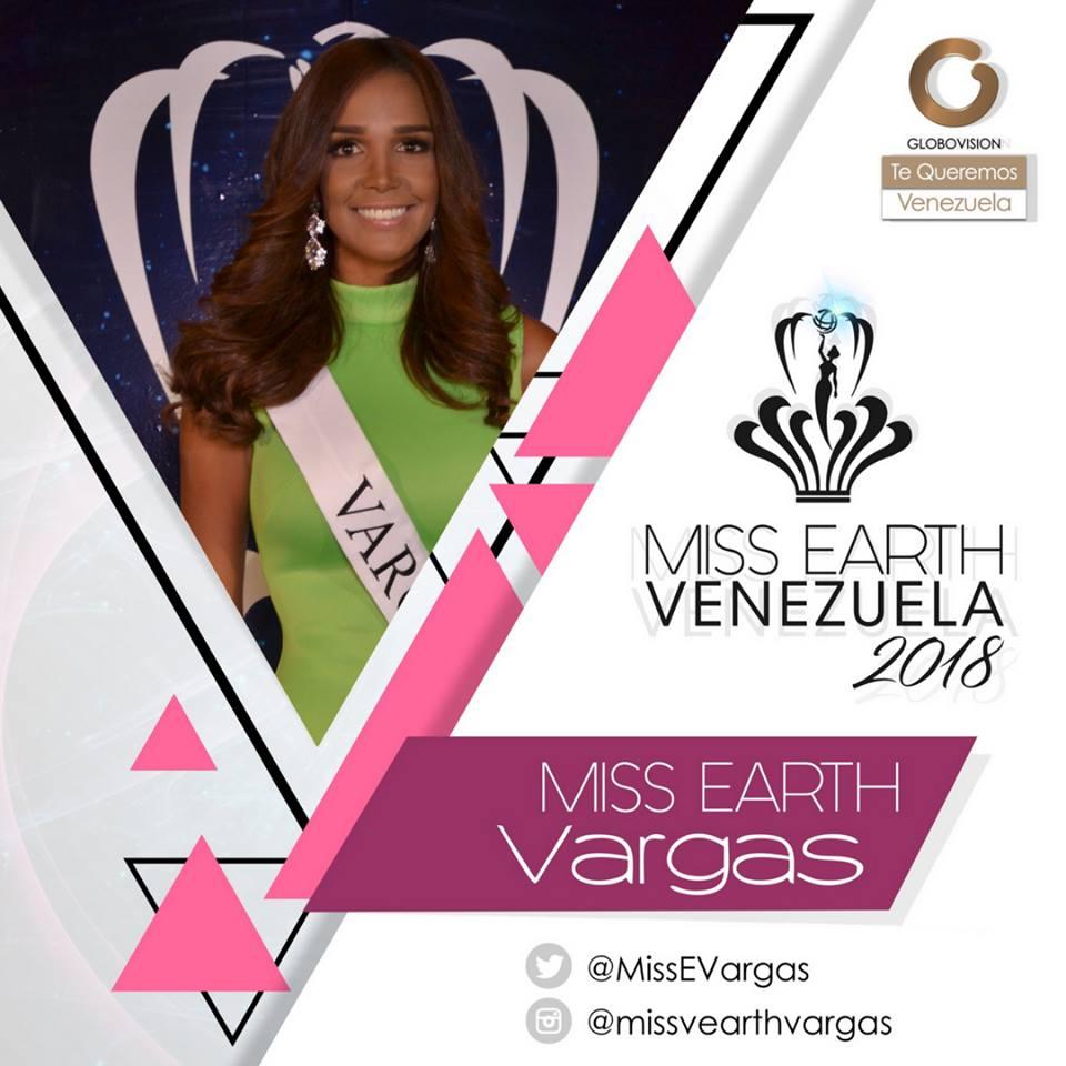 candidatas a miss earth venezuela 2018. final: 12 agosto. - Página 2 7rx4u8k8