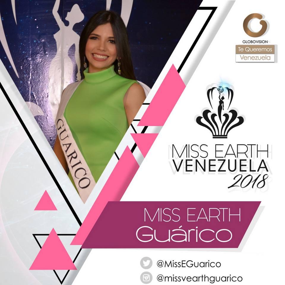 candidatas a miss earth venezuela 2018. final: 12 agosto. Atjh5a6o