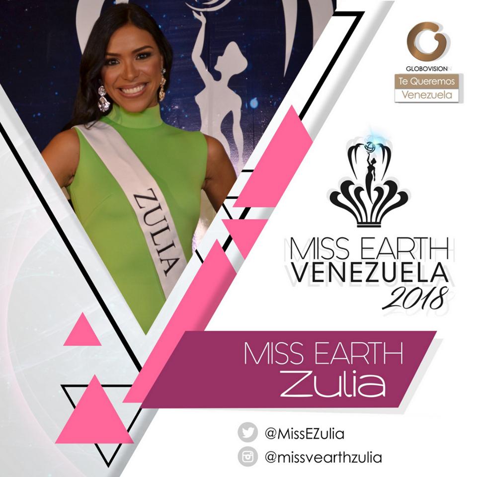 candidatas a miss earth venezuela 2018. final: 12 agosto. - Página 2 Fhzlspkv