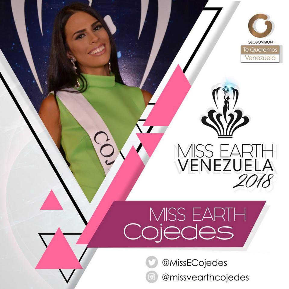candidatas a miss earth venezuela 2018. final: 12 agosto. P6jg84hl